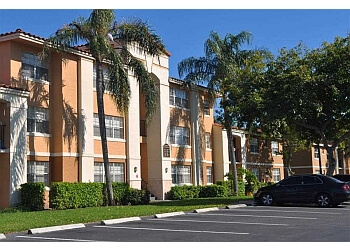 Pembroke Pines apartments for rent Gatehouse at Pine Lake Apartments