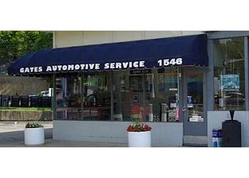Louisville car repair shop Gates Automotive Service, Inc.