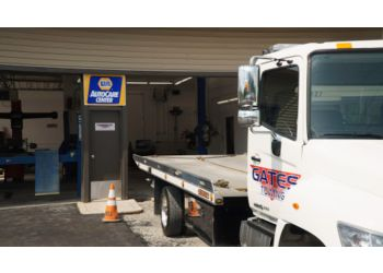 Rochester towing company Gates Towing Inc