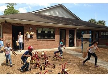 Charleston preschool Gateway Academy