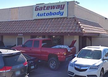 Gilbert auto body shop Gateway Auto Body