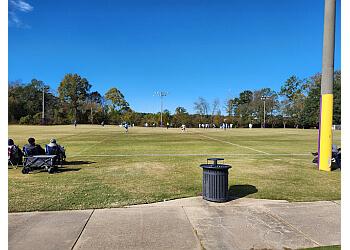 Fort Worth public park Gateway Park