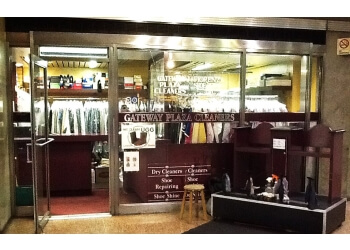 Newark dry cleaner Gateway Plaza Cleaners