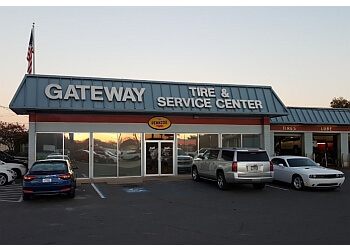 Shreveport car repair shop Gateway Tire & Service Center