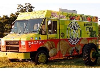 Plano food truck Gaucho Empanadas