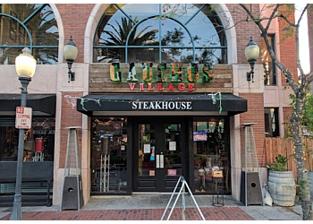 Glendale steak house Gauchos Village