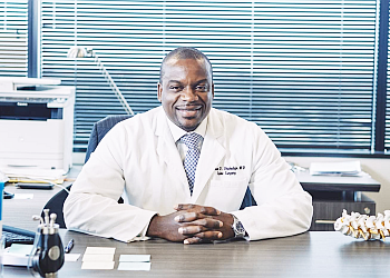 Jersey City orthopedic Gbolahan O Okubadejo, MD
