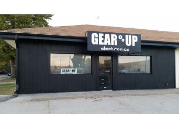 Lincoln cell phone repair Gear Up Electronics