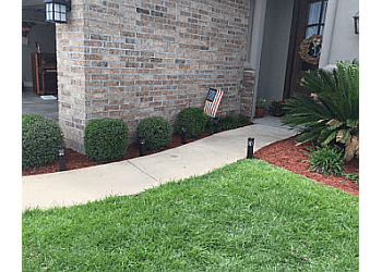 Shreveport landscaping company Geaux Cuts Landscaping