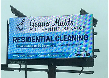 New Orleans house cleaning service Geaux Maids of New Orleans