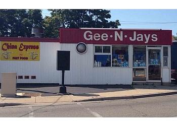 Elgin chinese restaurant Gee N Jays