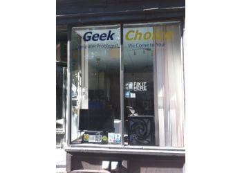Boston computer repair Geek Choice