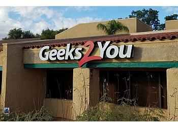 Tucson computer repair Geeks 2 You