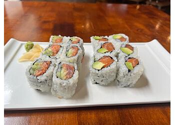 New Orleans sushi Geisha Sushi Bistro