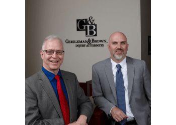 Fort Wayne medical malpractice lawyer Geisleman & Brown, LLP