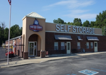 Indianapolis storage unit Geist Self Storage