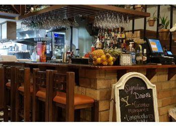 Brownsville italian restaurant Geko's Trattoria Italiana
