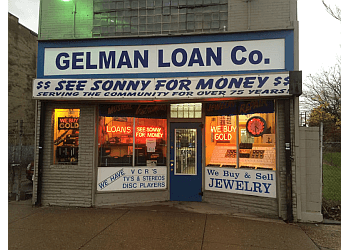 Pittsburgh pawn shop Gelman Loan Company