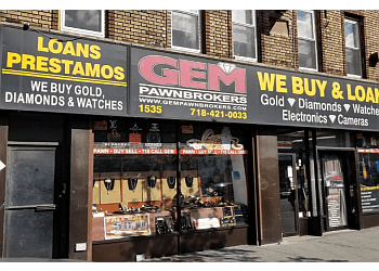 New York pawn shop Gem Pawnbrokers