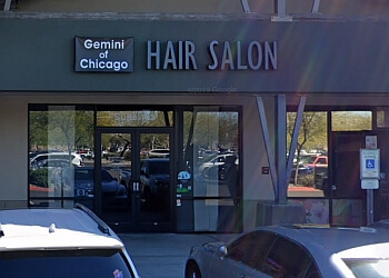 Peoria hair salon Gemini Of Chicago Hair Salon