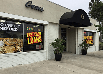 Escondido pawn shop Gems N' Loans, LLC