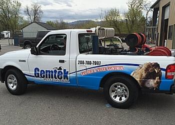 Boise City pest control company Gemtek Pest Control