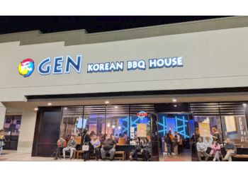 Corona barbecue restaurant Gen Korean BBQ