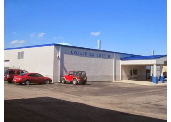 Amarillo auto body shop Gene Messer Collision Center