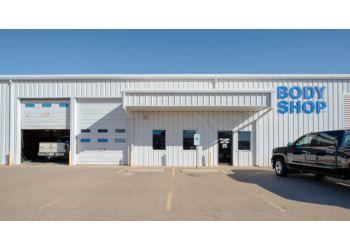 Lubbock auto body shop Gene Messer Collision Center of Lubbock