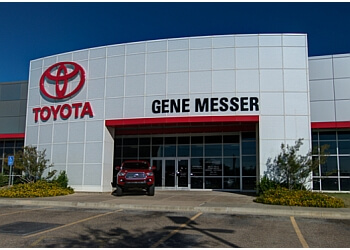 Lubbock car dealership Gene Messer Toyota