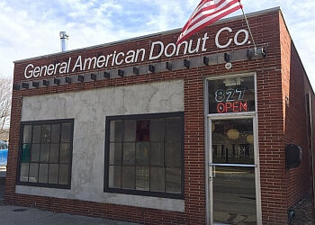 Indianapolis donut shop General American Donut Company