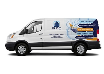 Tampa commercial cleaning service General Facility Care LLC