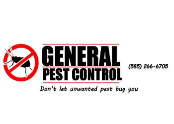 Rochester pest control company General Pest Control