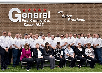 Cleveland pest control company General Pest Control Co.