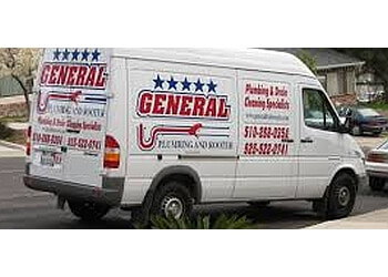 Antioch plumber General Plumbing and Rooter