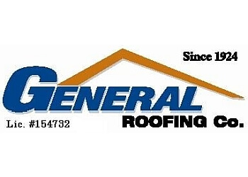 Oakland roofing contractor General Roofing Company