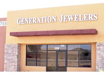 Peoria jewelry Generation Jewelers