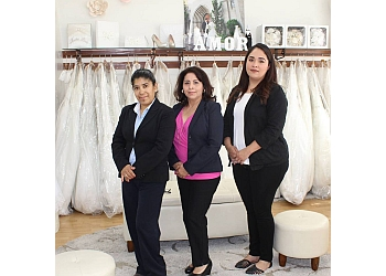 Santa Ana bridal shop Genesis Bridal Boutique