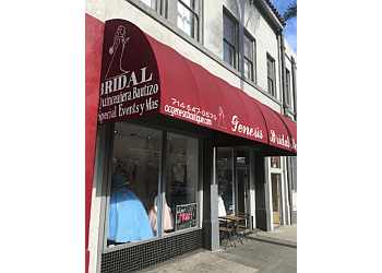 Santa Ana bridal shop Genesis Bridal Boutique