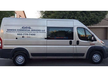 Surprise commercial cleaning service Genesis Commercial Services