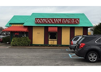Norfolk barbecue restaurant Genghis Khan Mongolian Bar-B-Q