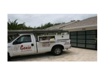 Clearwater garage door repair Genie of Clearwater, Inc.