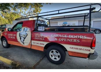 St Petersburg garage door repair Genie of St Petersburg Inc.