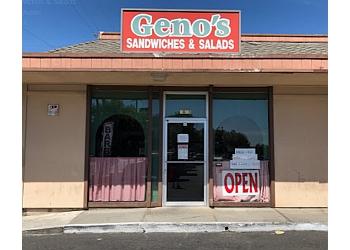 Fresno sandwich shop Geno's Sandwiches and Salads