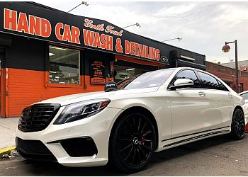 New York auto detailing service Gentle Touch Hand Car Wash and Detailing