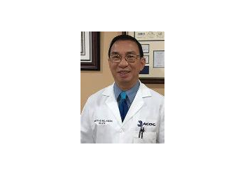 Stockton gynecologist Gentry J. Vu, MD