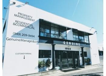 Irvine property management Genuine Property Management