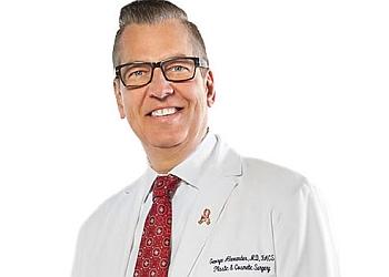 Las Vegas plastic surgeon George Alexander, MD, FACS, FAACS, FASLM