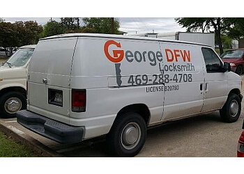 Plano locksmith George DFW Locksmith LLC