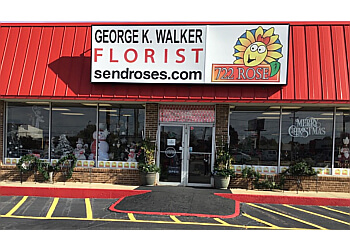 Winston Salem florist George K. Walker Florist